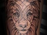 #tatoueur #leliondangers