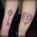 #tattoocommun #lovetattoo